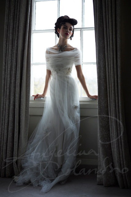 Angelina Colarusso Couture Wedding Dress Mireille
