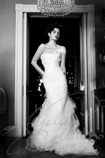Angelina Colarusso Couture Wedding Dress Annalise