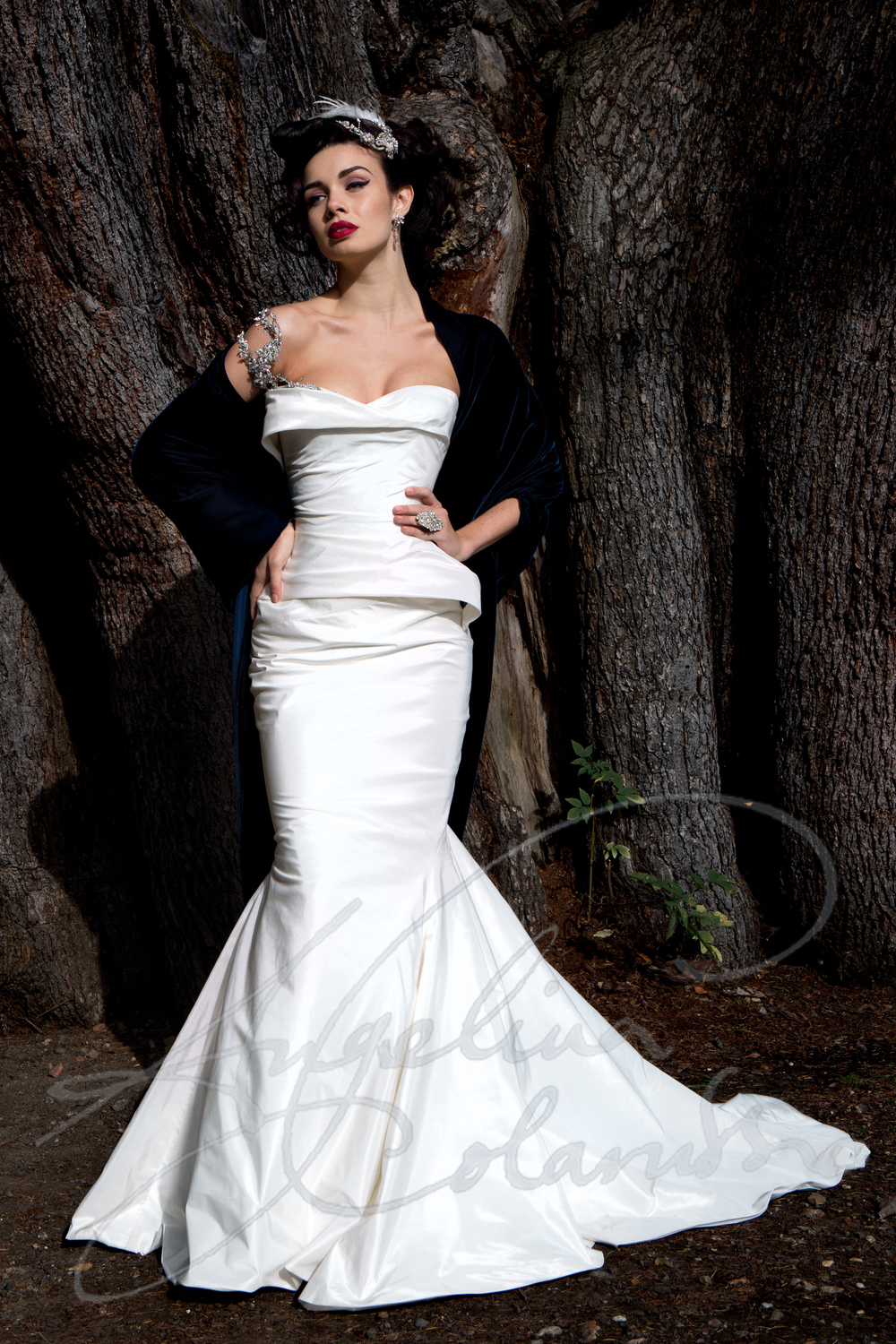 Angelina Colarusso Couture Wedding Dress Riva