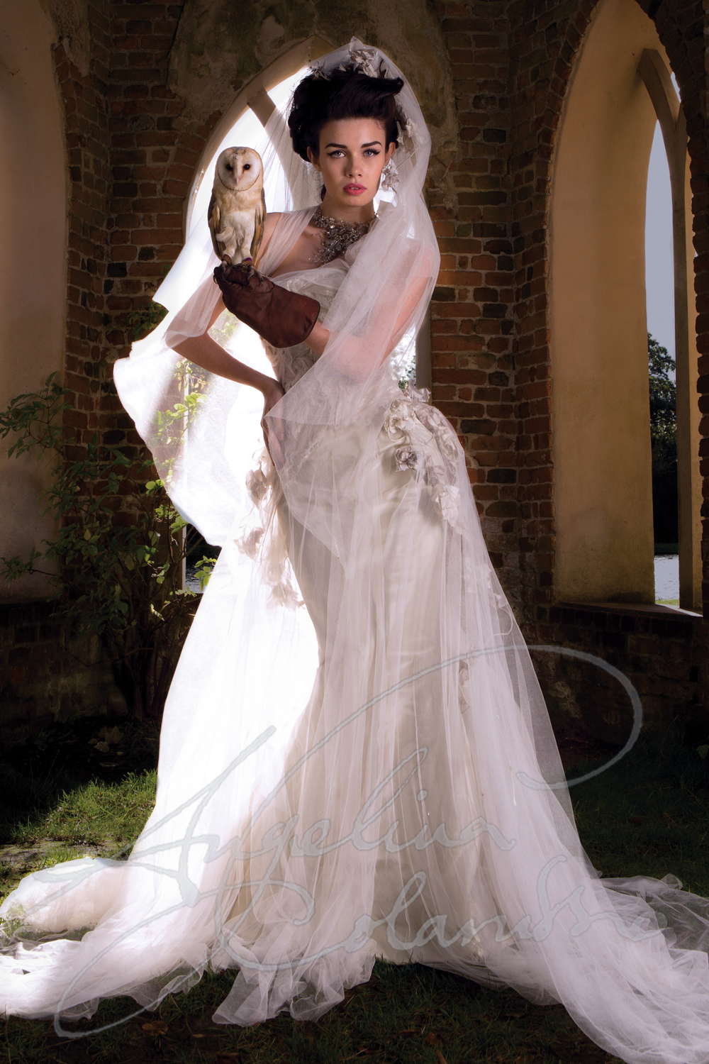 Angelina Colarusso Couture Wedding Dress Aryana