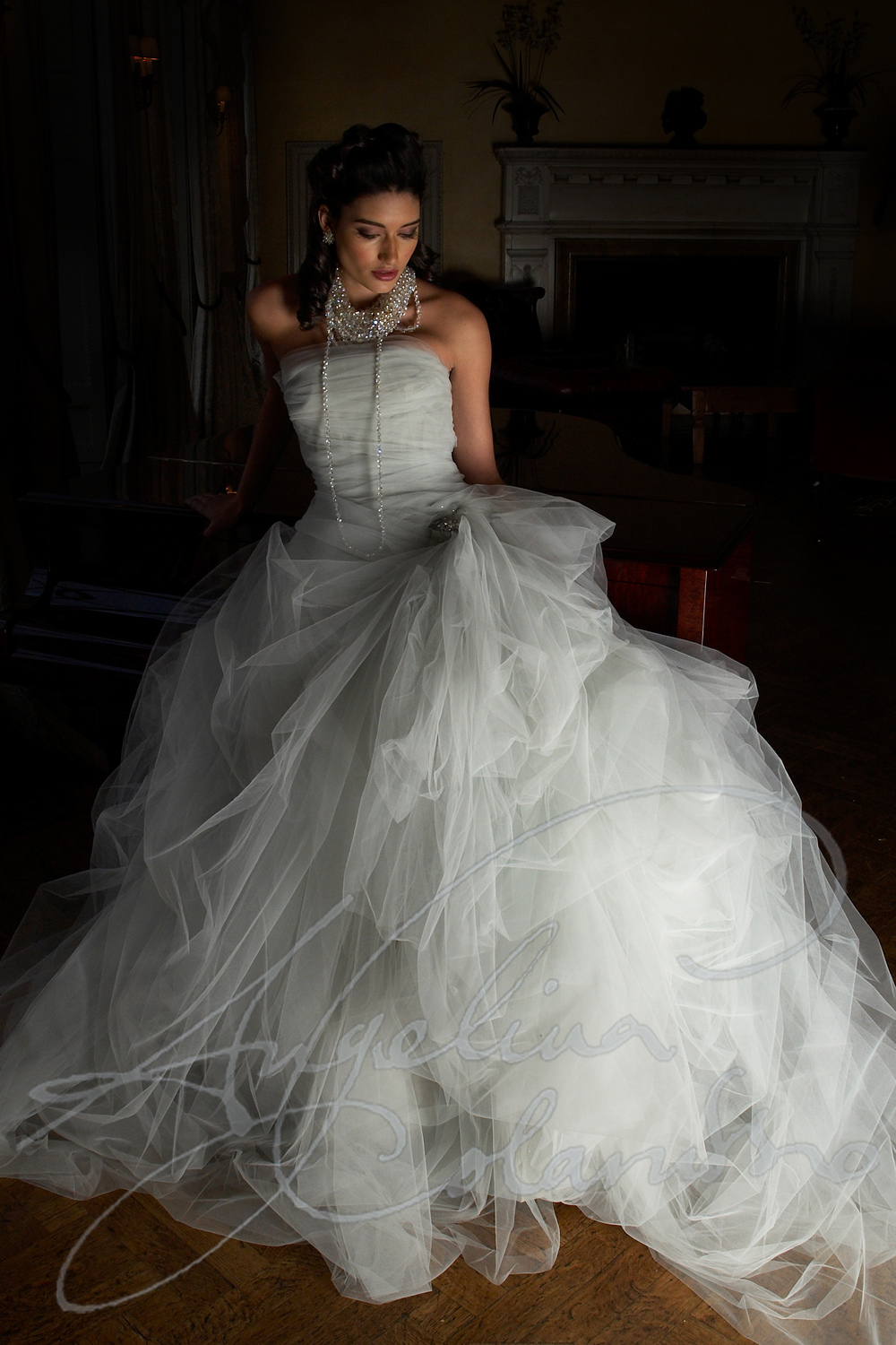 Angelina Colarusso Couture Wedding Dress Rococo
