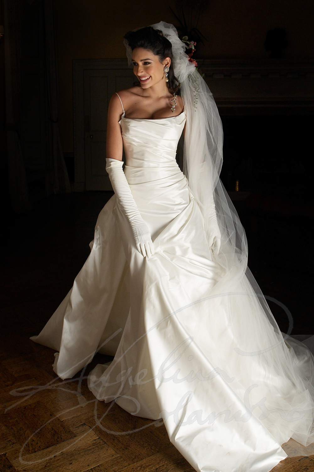 Angelina Colarusso Couture Wedding Dress Amelie