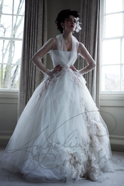 Angelina Colarusso Couture Wedding Dress Mimi
