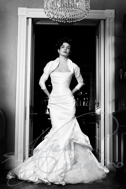 Angelina Colarusso Couture Wedding Dress Martine