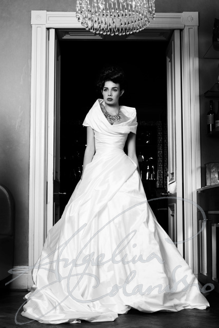 Angelina Colarusso Couture Wedding Dress Antonia