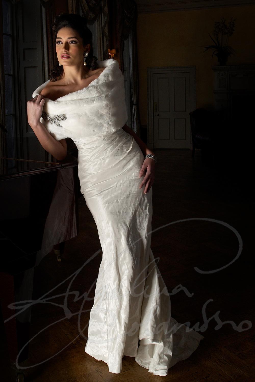 LaraAngelina Colarusso Couture Wedding Dress