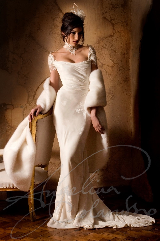 Angelina Colarusso Couture Wedding Dress Natalia