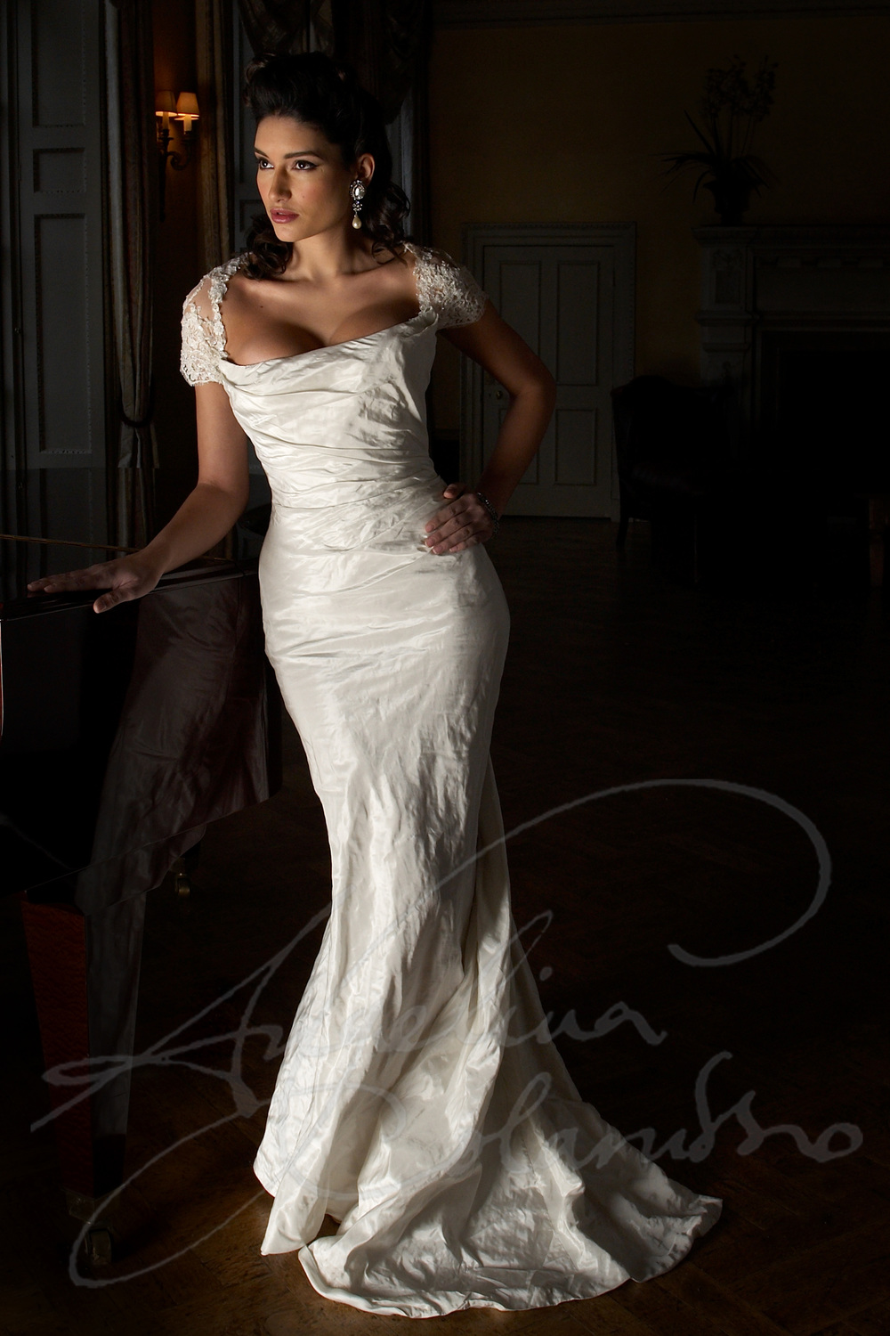 Angelina Colarusso Couture Wedding Dress Marlena