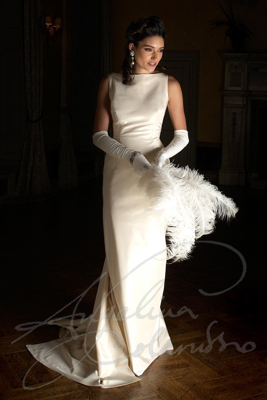 Angelina Colarusso Couture Wedding Dress Sabrina