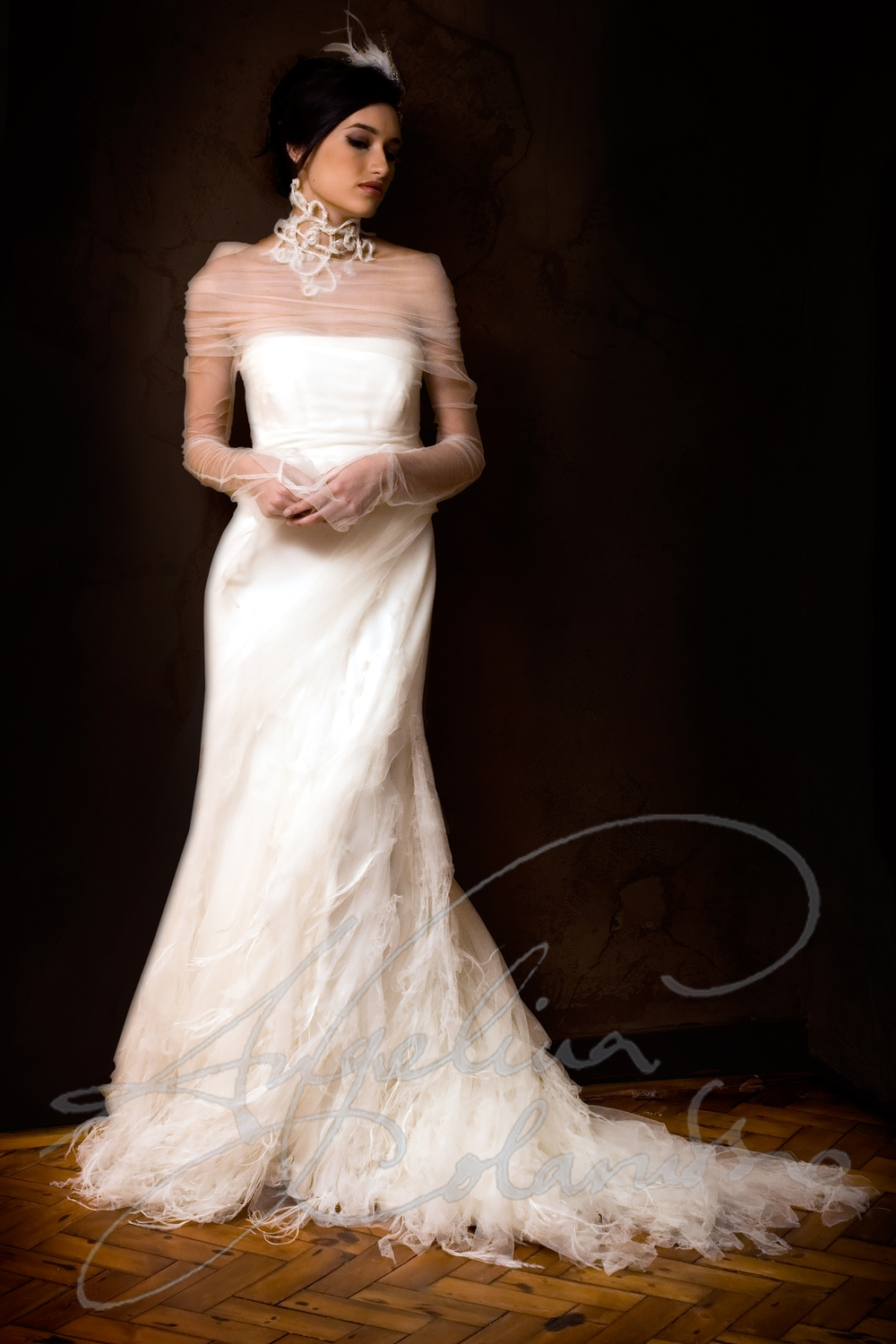 Angelina Colarusso Couture Wedding Dress Bloomsbury