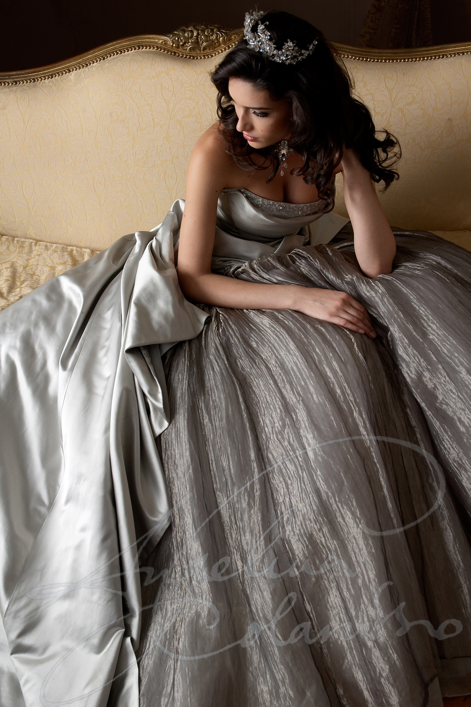 Angelina Colarusso Couture Wedding Dress Venezia