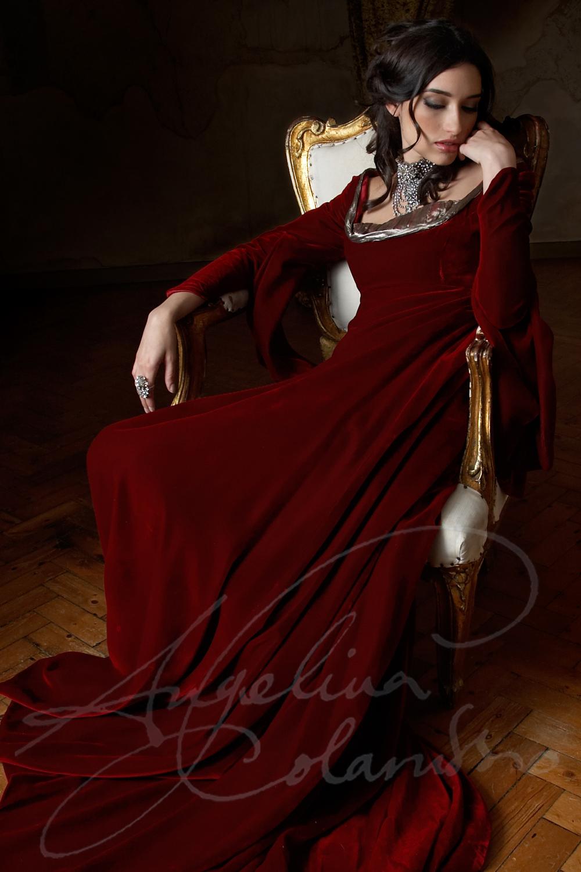 Angelina Colarusso Couture Wedding Dress La Boheme