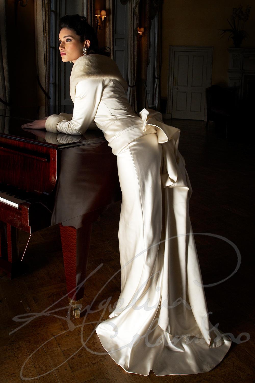 Angelina Colarusso Couture Wedding Dress Lauren