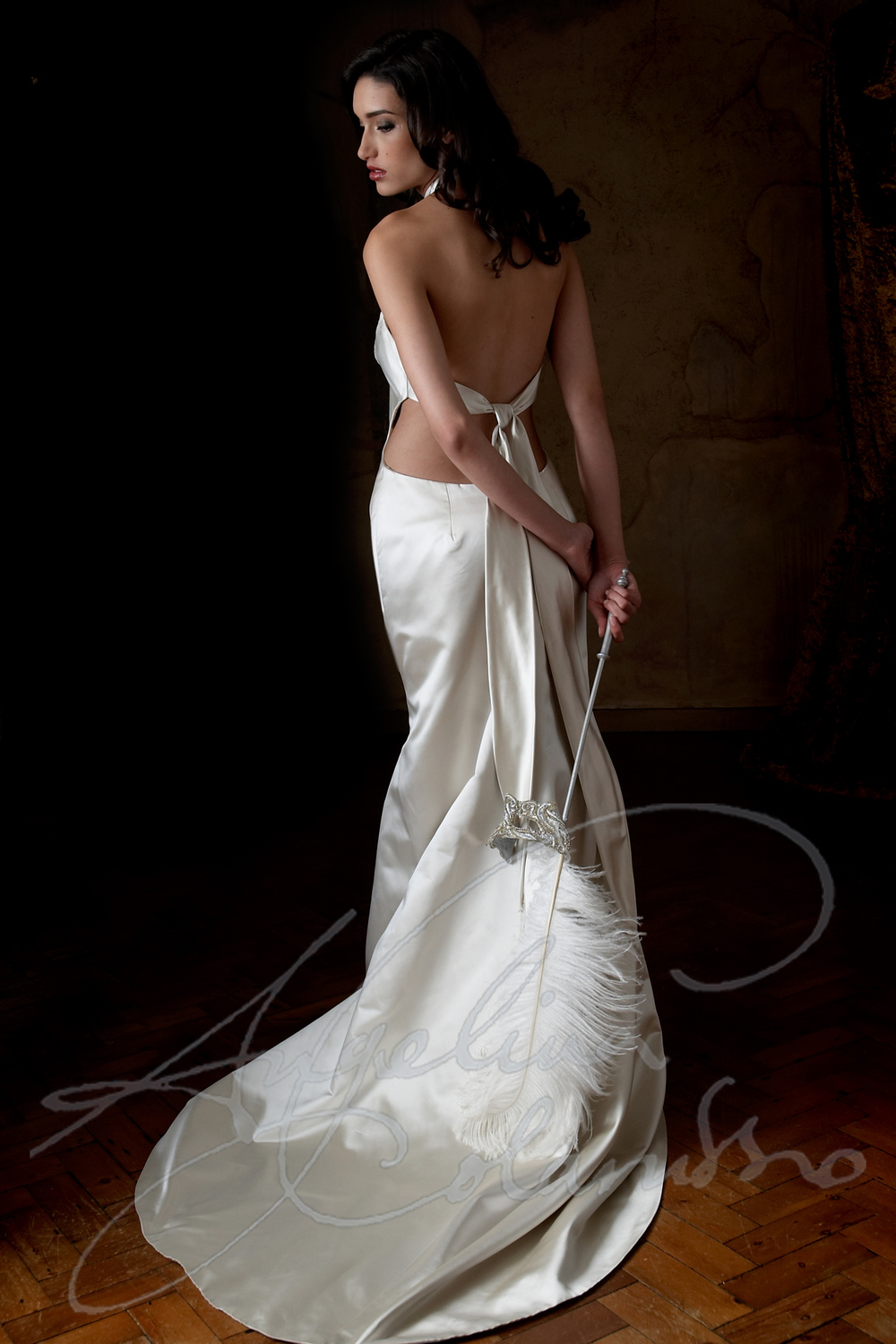 Angelina Colarusso Couture Wedding Dress Coco