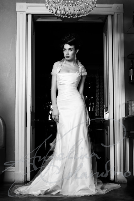 Angelina Colarusso Couture Wedding Dress Elsa