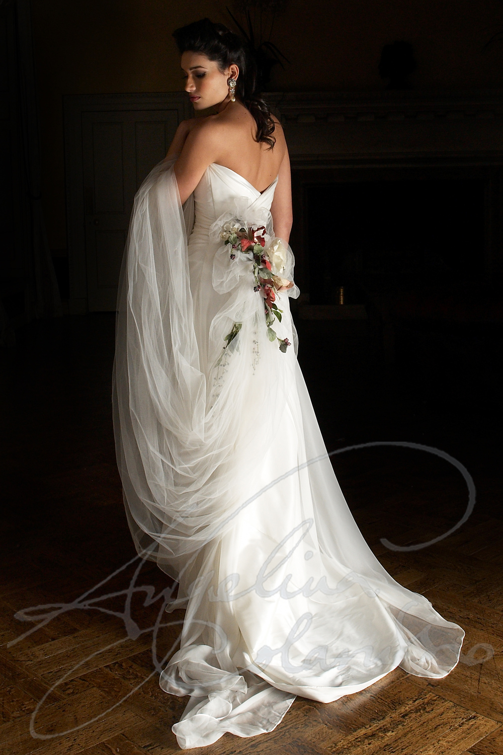 Angelina Colarusso Couture Wedding Dress Ravello