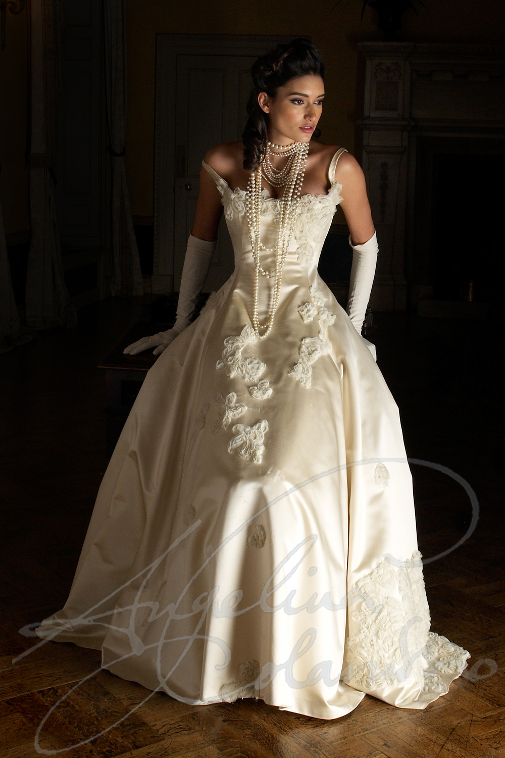 Angelina Colarusso Couture Wedding Dress Minuet