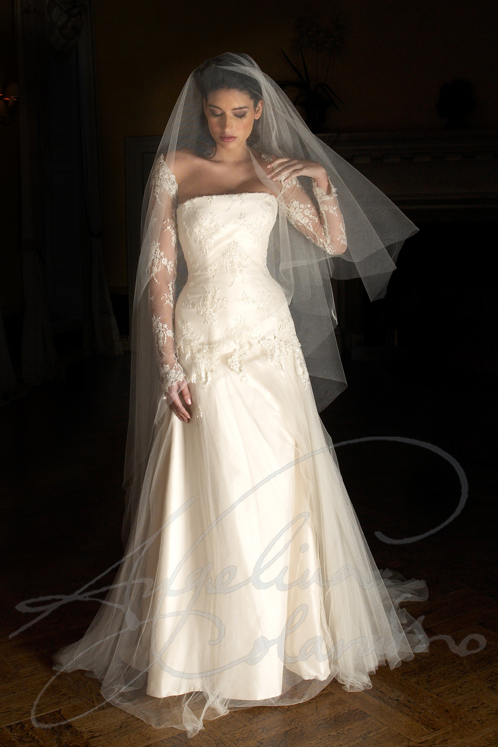 Angelina Colarusso Couture Wedding Dress Aria