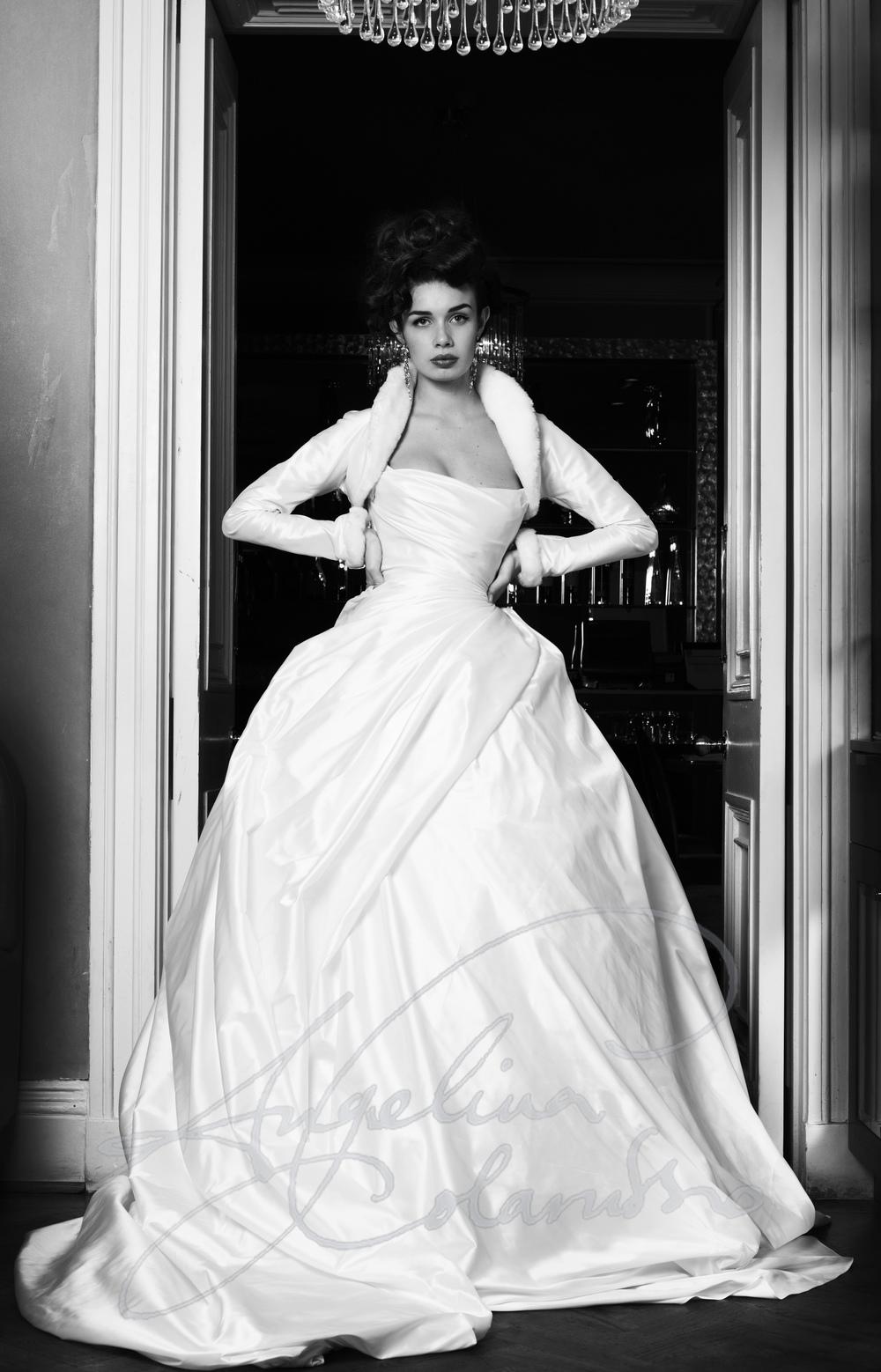 Angelina Colarusso Couture Wedding Dress Epoque