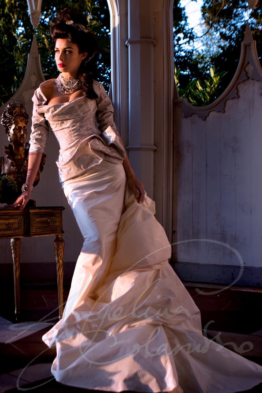 Angelina Colarusso Couture Wedding Dress Vienna
