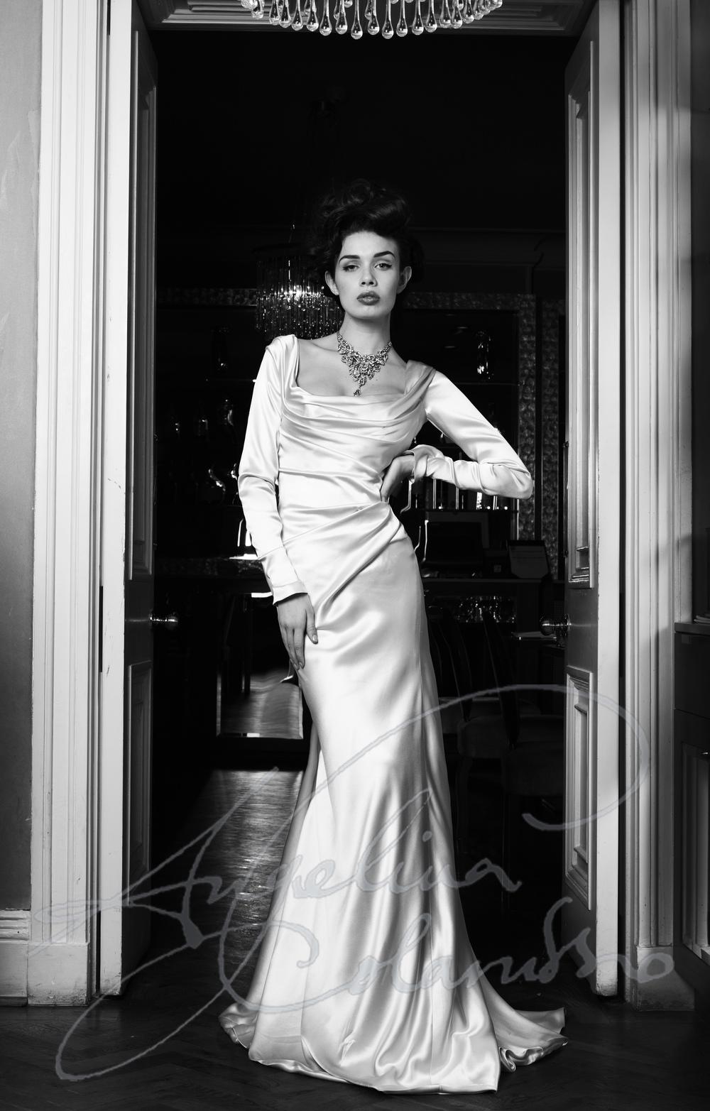 Angelina Colarusso Couture Wedding Dress Jazz