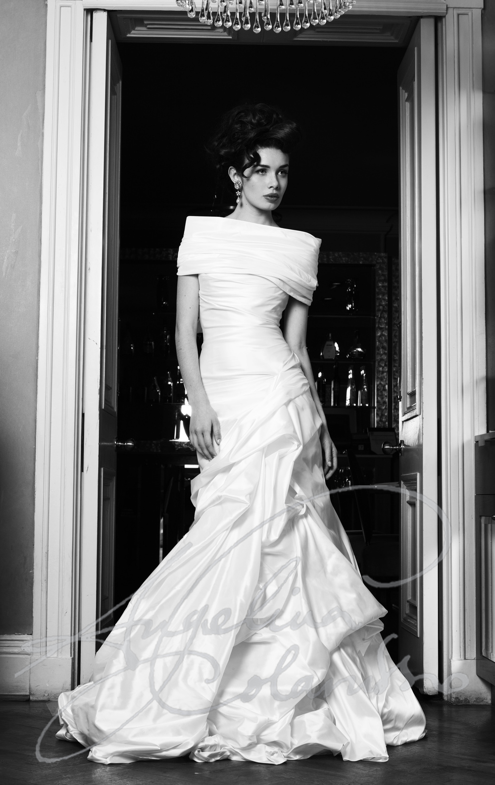 Angelina Colarusso Couture Wedding Dress Mira