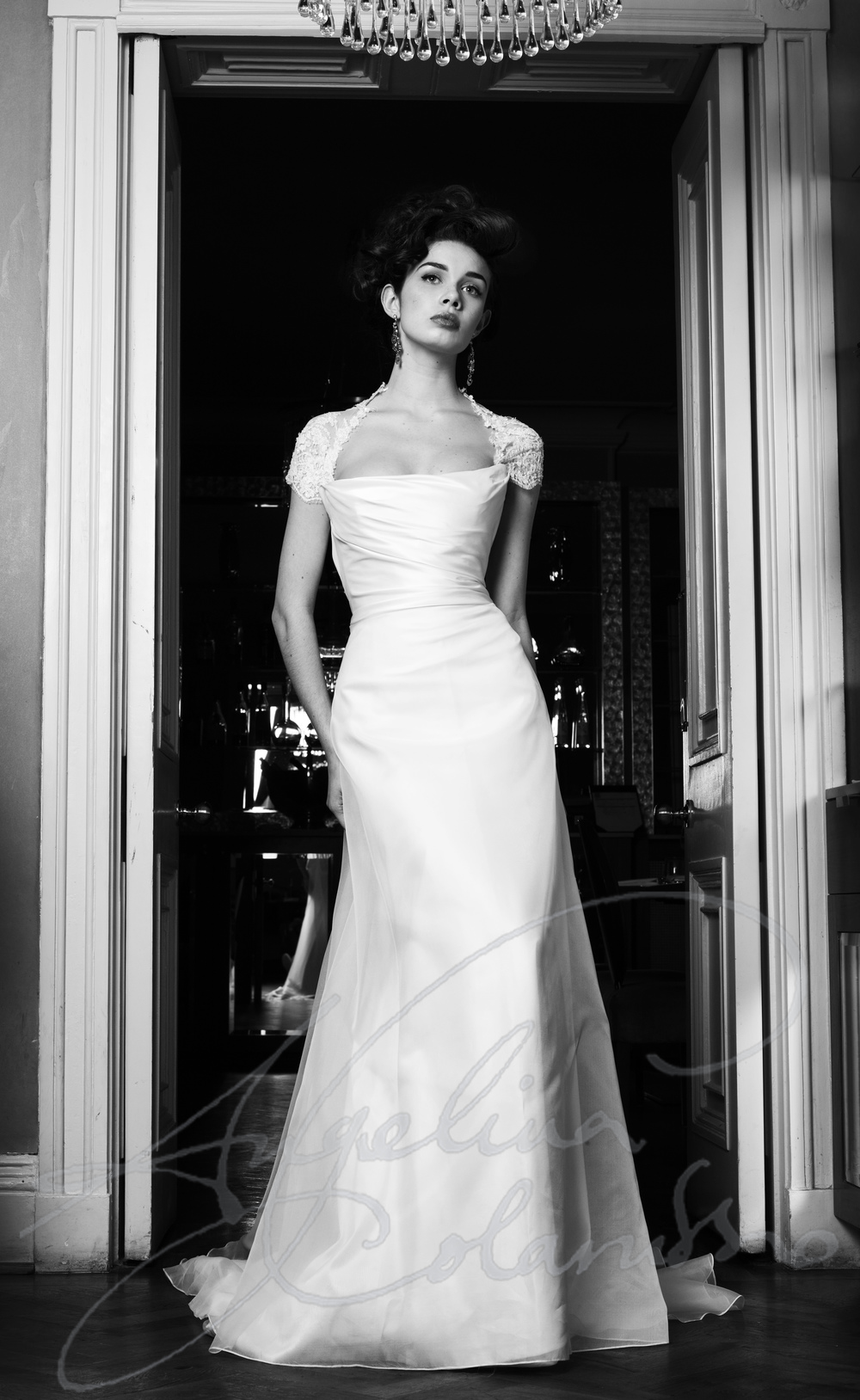 Angelina Colarusso Couture Wedding Dress Adelle