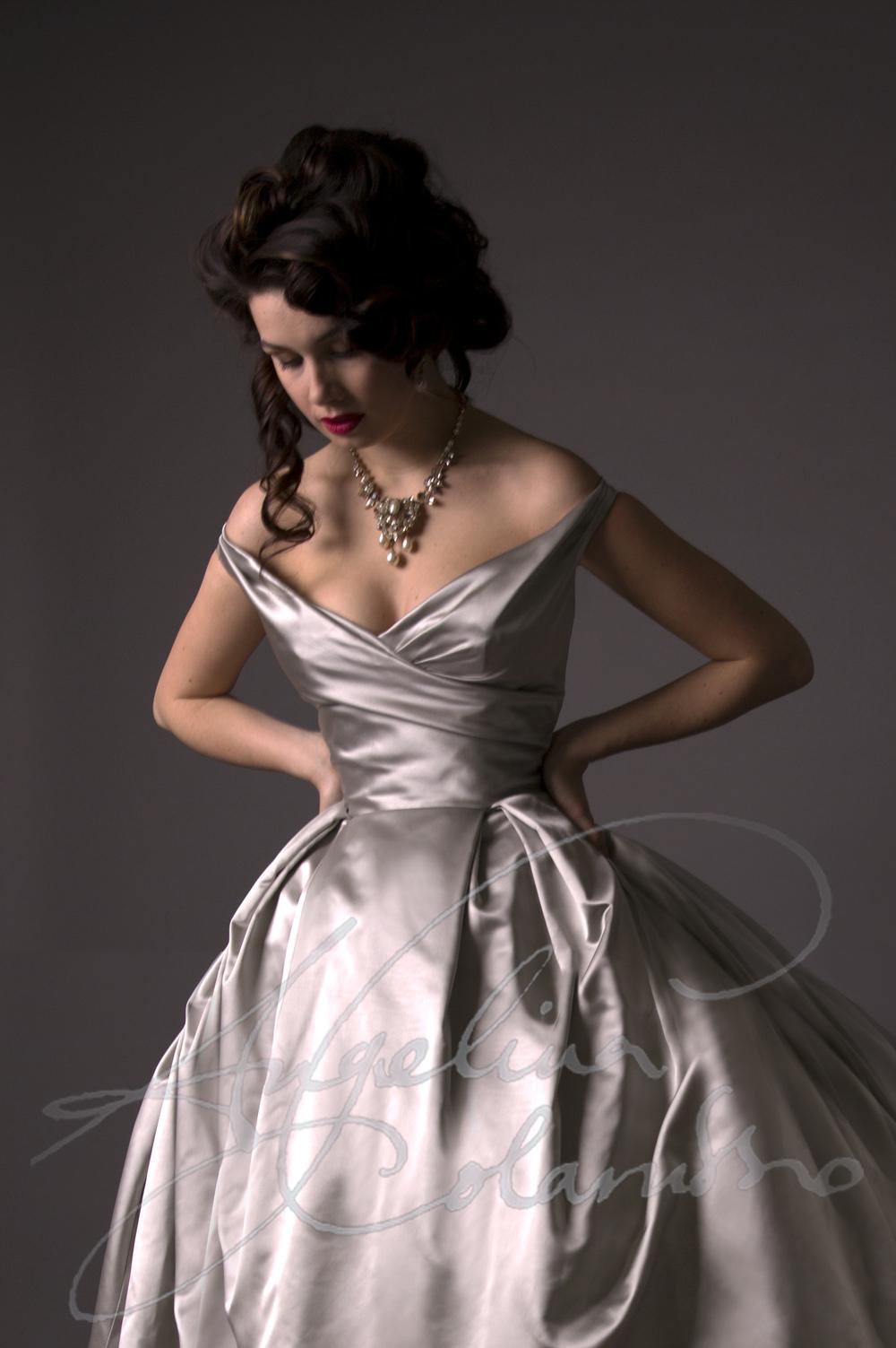Angelina Colarusso Couture Wedding Dress Sofia