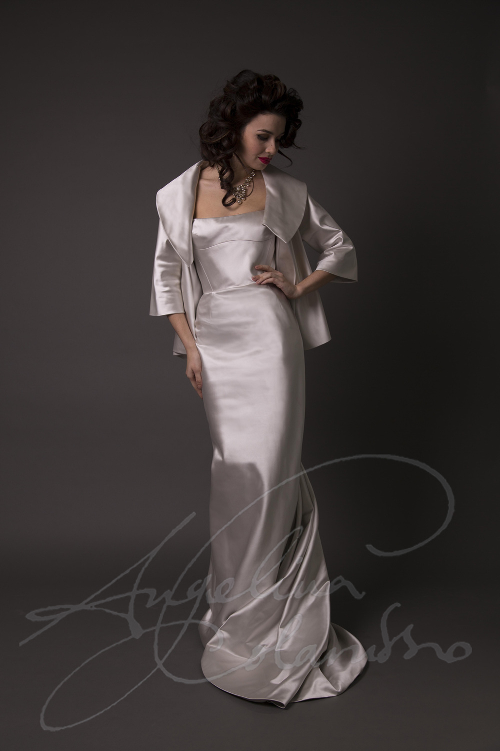 Angelina Colarusso Couture Wedding Dress Georgia