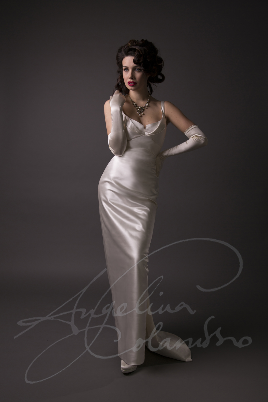 Angelina Colarusso Couture Wedding Dress Natasha