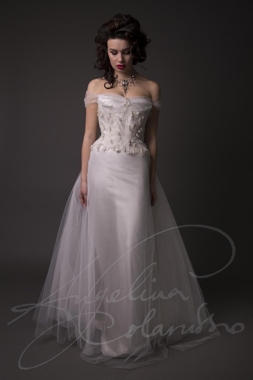 SerillyAngelina Colarusso Couture Wedding Dress