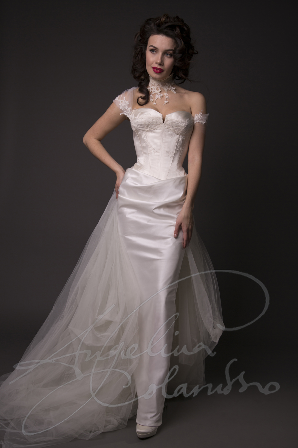Angelina Colarusso Couture Wedding Dress Allyssia