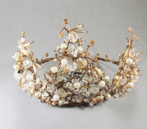Arabella Tiara - Accessories