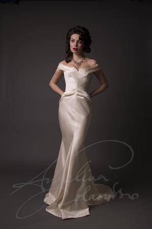 Avedon Wedding Dress
