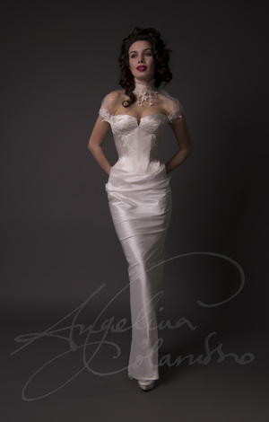 Claudette Wedding Dress