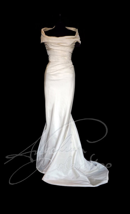 Ava Style Wedding Dress