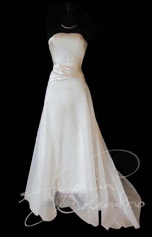 Duchesse Style Wedding Dress