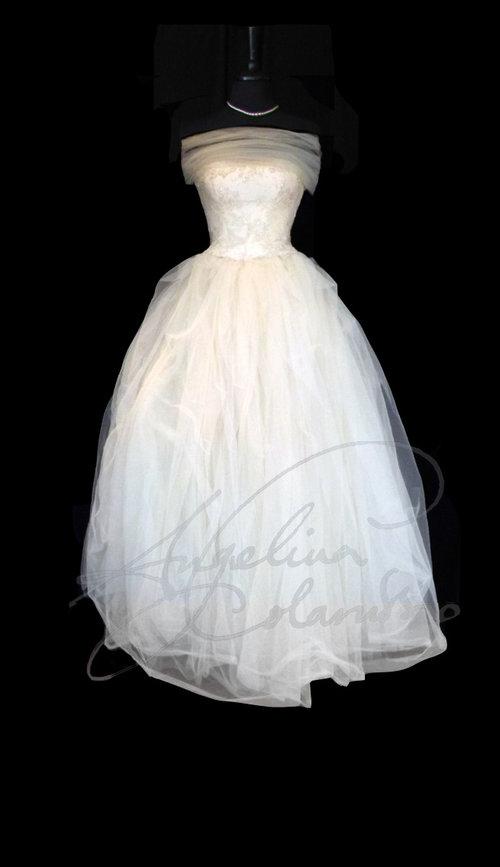 Giselle Style Wedding Dress