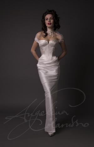 CLAUDETTE WEDDING DRESS