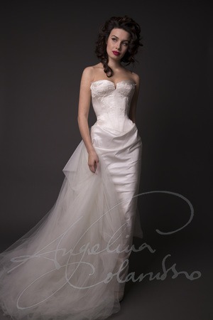 ROUSSEAU WEDDING DRESS
