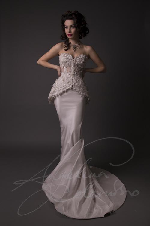 JULIENNE WEDDING DRESS
