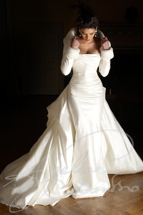NENOCHKA WEDDING DRESS