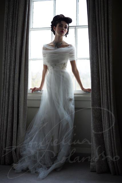 MIREILLE WEDDING DRESS
