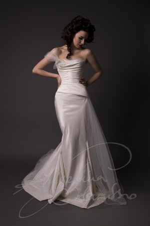 MOREAU WEDDING DRESS