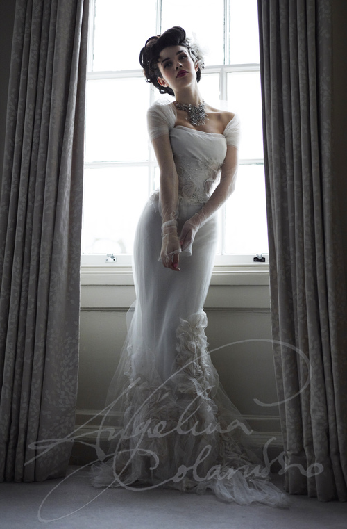 MUICIA WEDDING DRESS