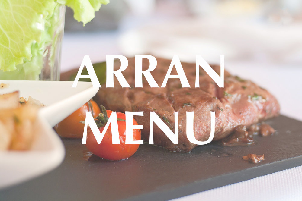 Click here to read the menu options for the Arran menu
