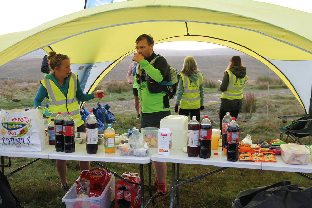 Dartmoor 50 checkpoint 1