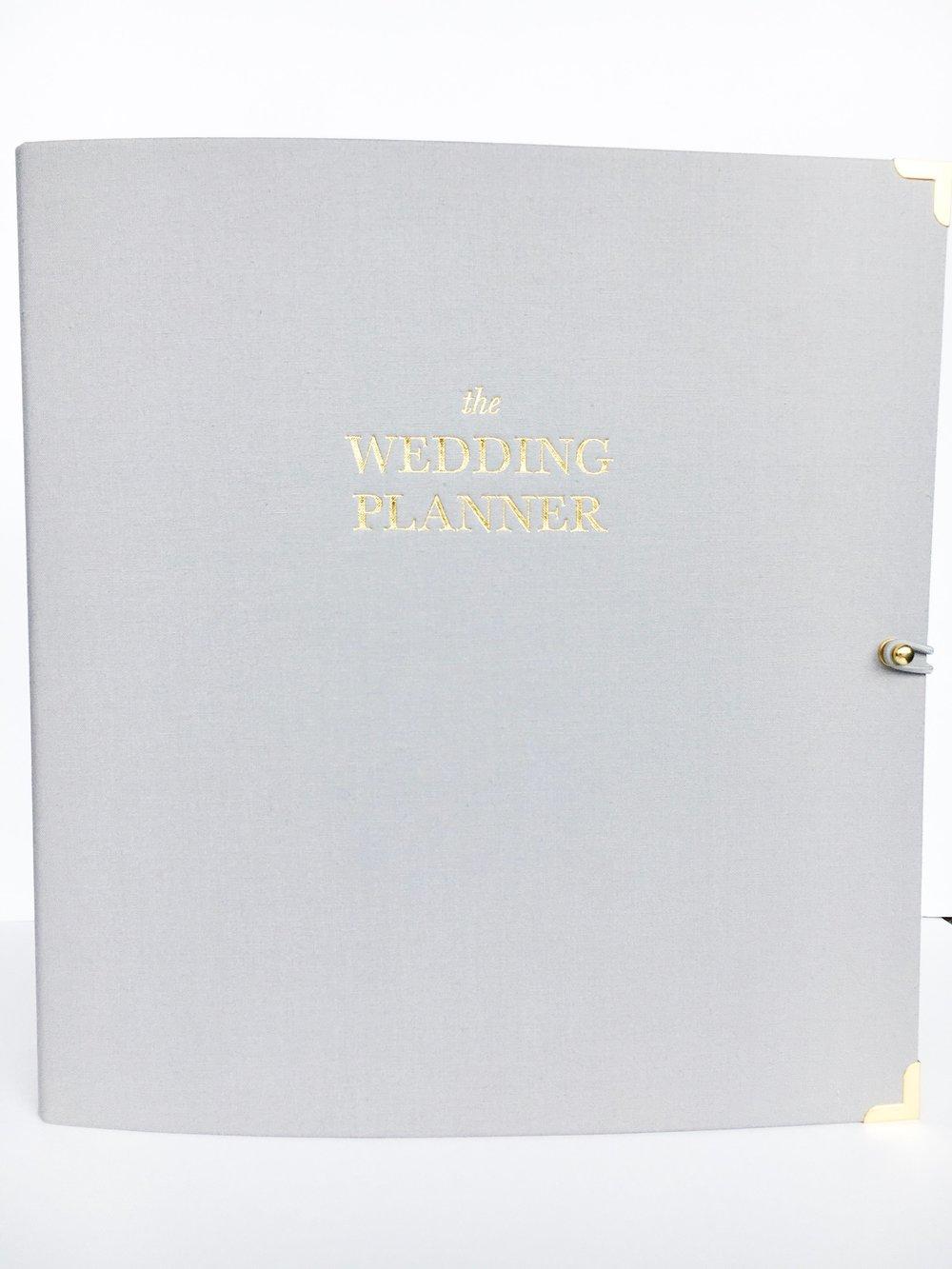 Wedding Planner by Sugar Paper LA, $65