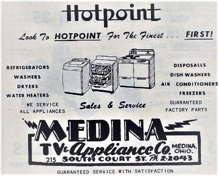 Medina TV and Appliance 215 S. court.jpg