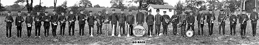 1923 Medina Board of Trade Band.jpg